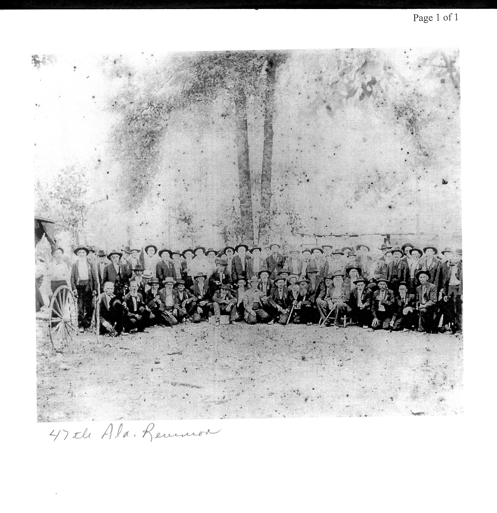 47 Alabama Infantry